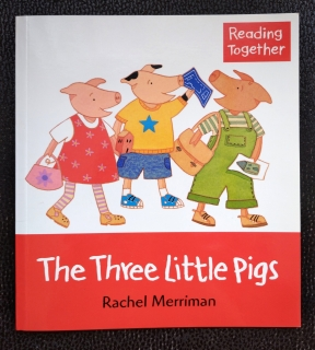 The Three Little Pigs - Rachel Merriman